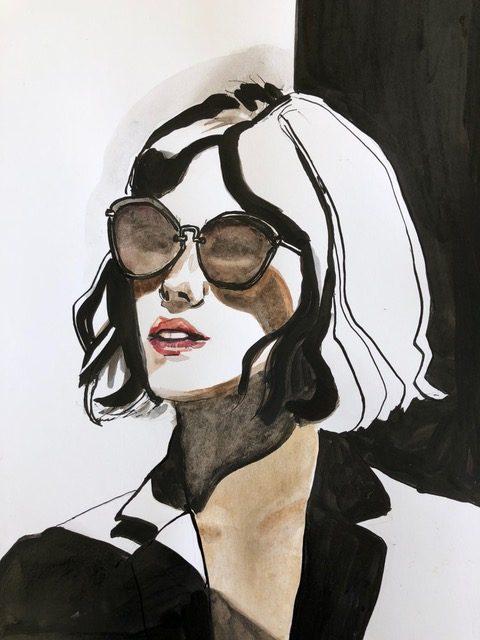 Sandra Burchartz - Tuesday