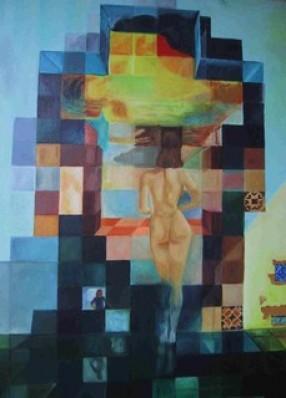 Copy Salvador Dali